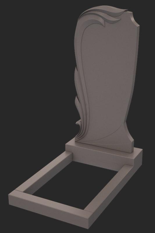 3d model monument memorial