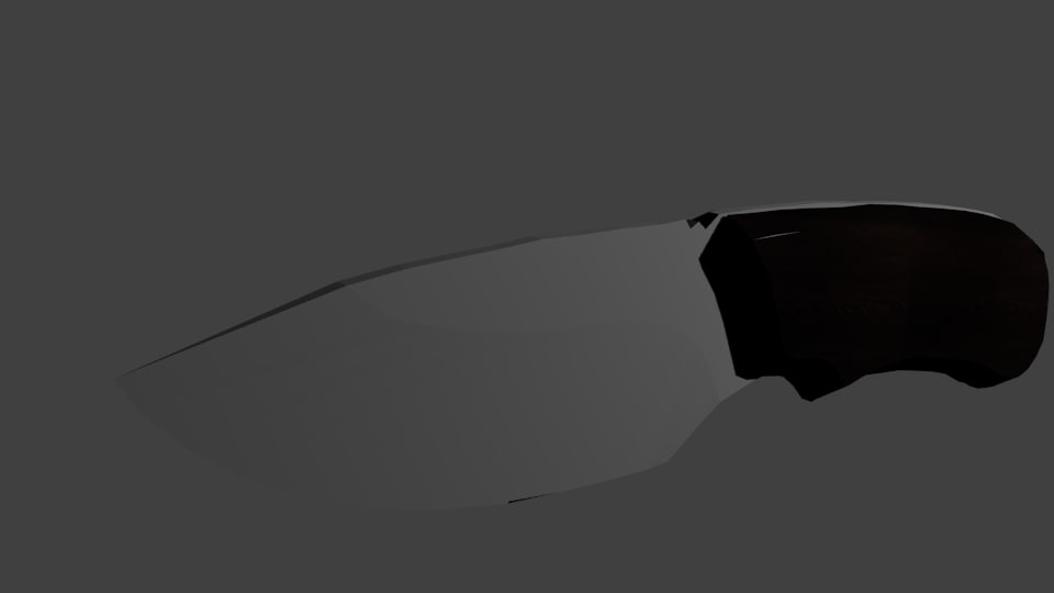 knife 3d x