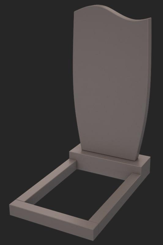 monument memorial 3d model