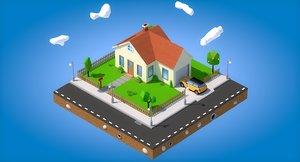 house games c4d