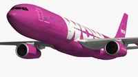 airbus wow air max