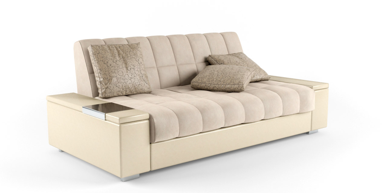 3d model sofa - ascona orion