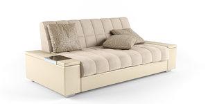 3d model sofa - ascona orion