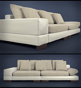 sofa - milly max