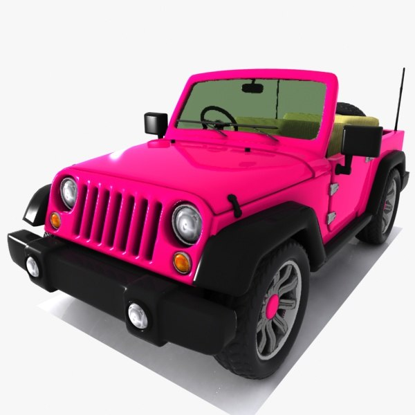 jeep toon max
