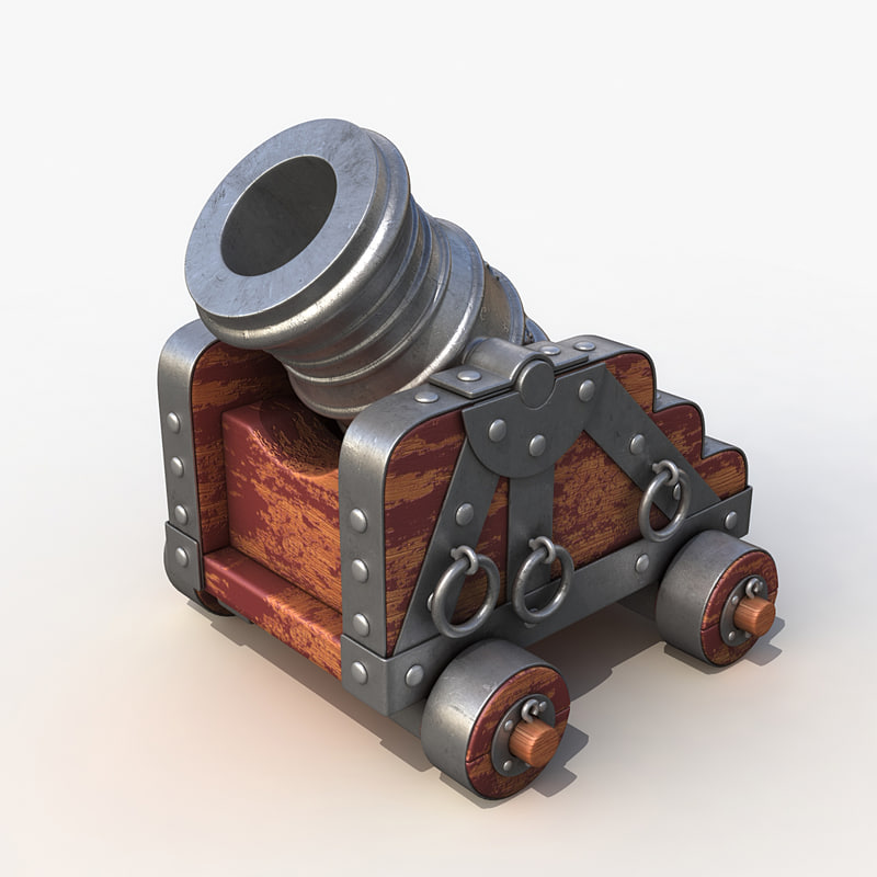 old weapon mortar max