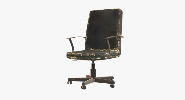 office chair - 3d max