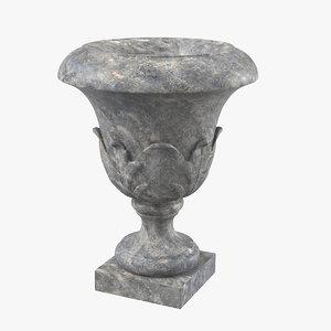3d model victorian urn
