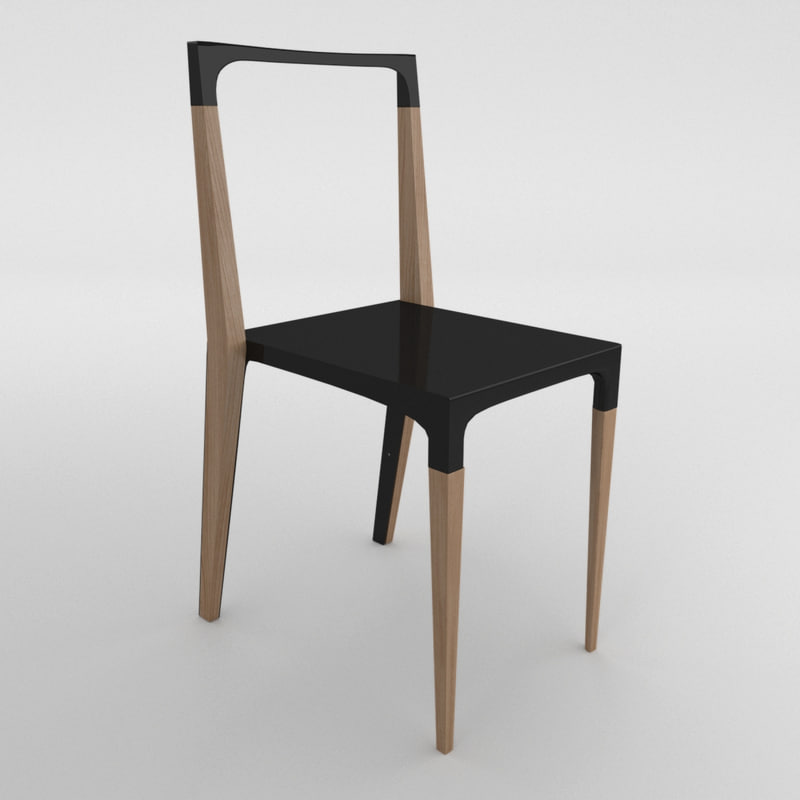 3d max scott rich victoria chair
