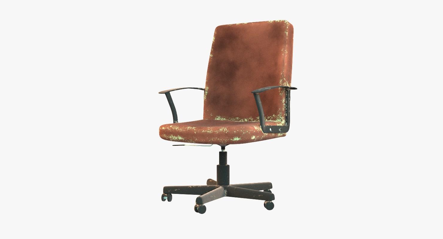 obj office chair -