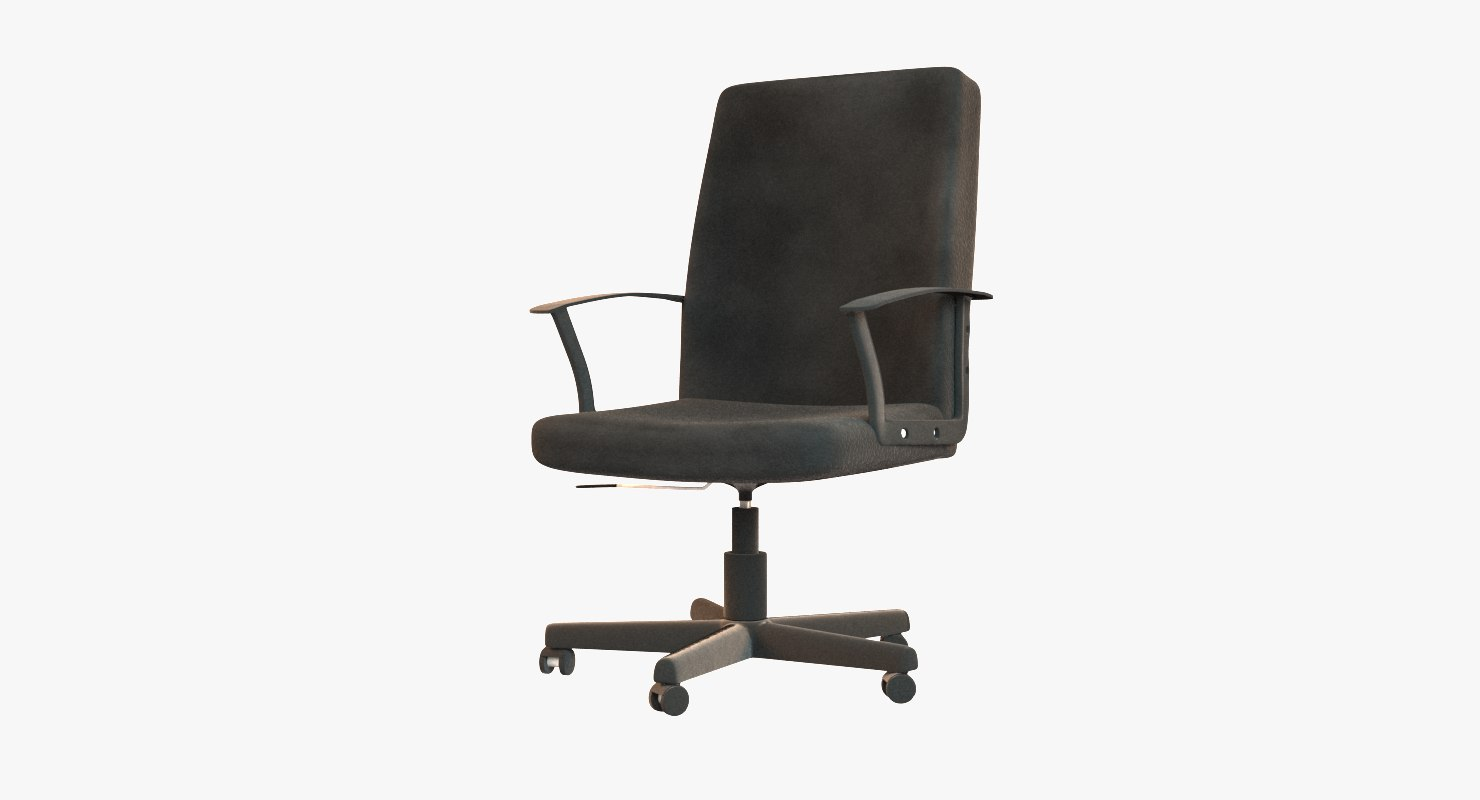 office chair - 3d model