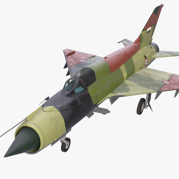 max mig-21 egyptian air force