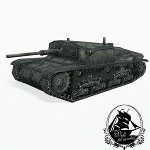 semovente tank max