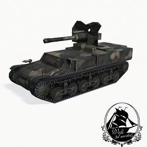 lorraine 37l tank l 3d 3ds