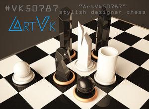 design style 3d max