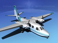 dxf propellers aero commander 560