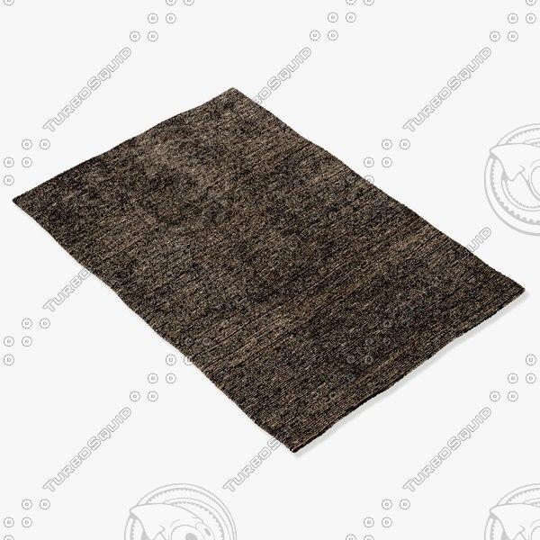 3d amara rug smart s-choc model
