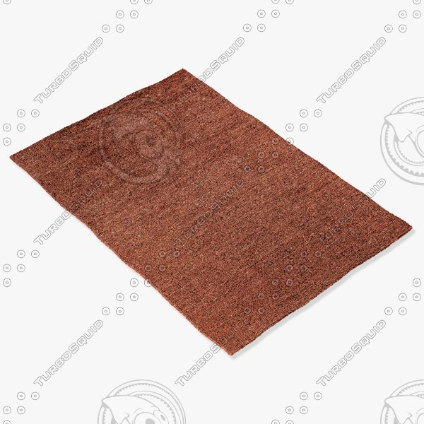 amara rug smart s-red 3ds