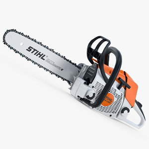 3d chainsaw stihl ms model