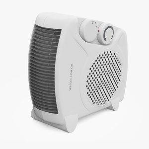 electric fan heater max
