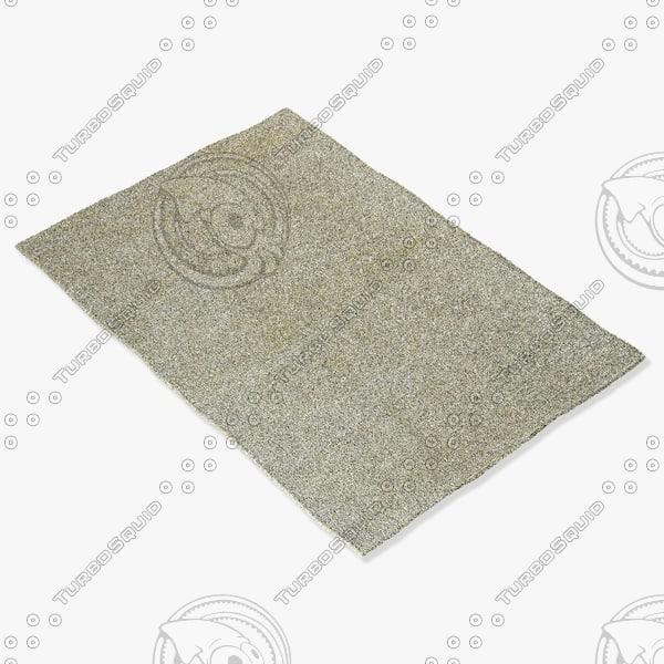 amara rug smart s 3d model