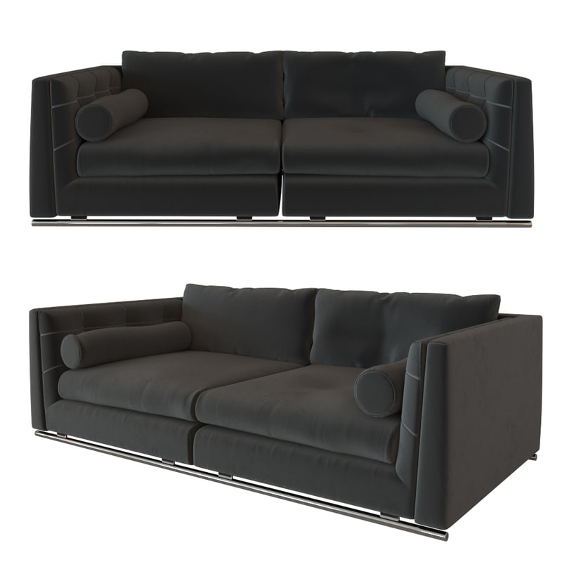 sofa - royal 3d model