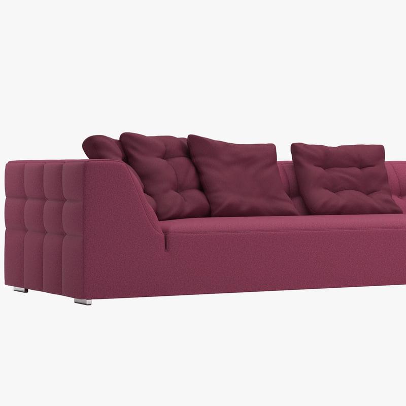 3d model didier gomez sofa