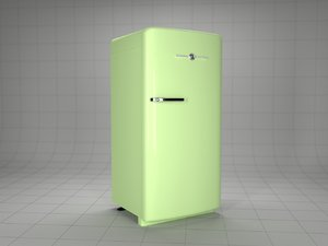3d ge pistachio s model