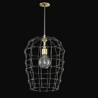 3d pendant light lamp model