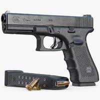 3d gun glock 17 gen