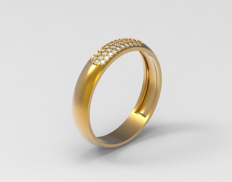 ring gems obj free