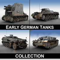 german early wwii - 3d 3ds