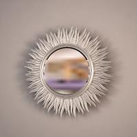 Mirror Chelini Sun Frame