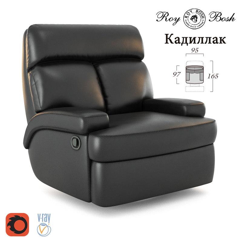 3d chair furniture roybosh -