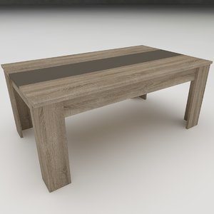coffee table c4d free