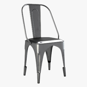 remy chair 3d max