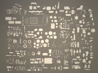 Kit bashes (361 piece) - part-2