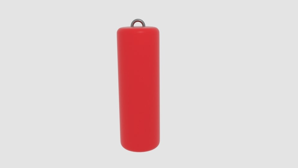 free 3ds model punch bag