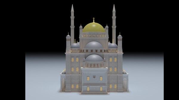 muhammad ali mosque cairo max