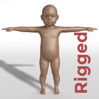 baby - rigged