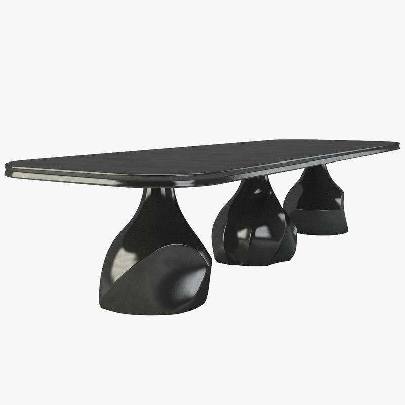 eric schmitt table 3d model