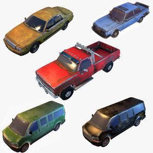 rusty car games max