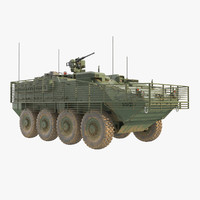 M1130 Stryker CV Slat Armour