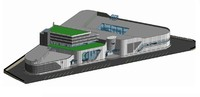 REVIT  MALL & BUSINESS CENTER MODELING