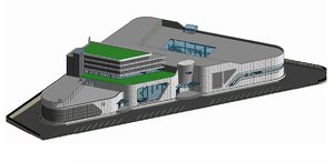 rvt revit mall business