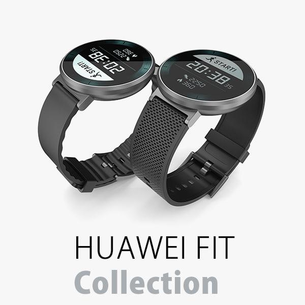 3d model huawei fit