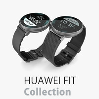 3d model huawei fit