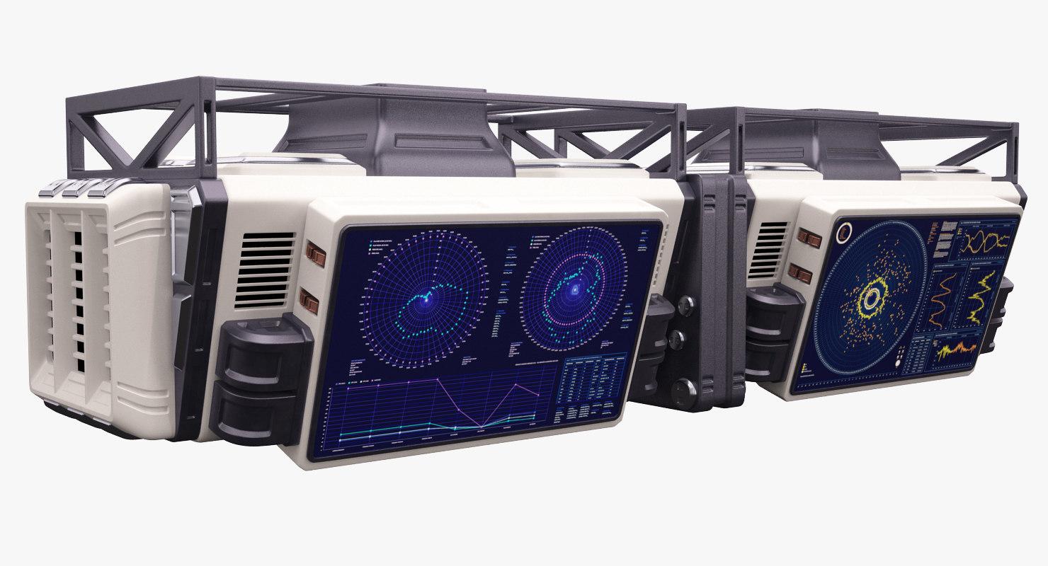 max sci fi displays