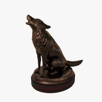 Wolf_Sculpture