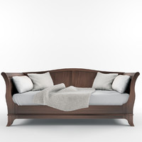laura ashley broughton day bed 3d max